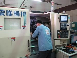 CNC車床職類