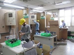 工廠自動化技術職類