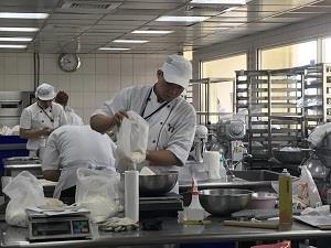 麵包製作職類
