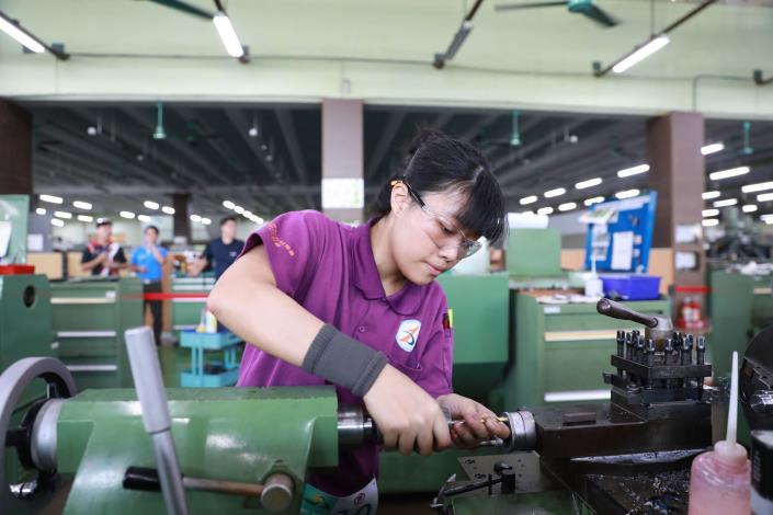 工業機械修護