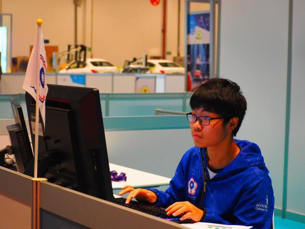 青少年組網頁設計與開發-銅牌-古慶緯