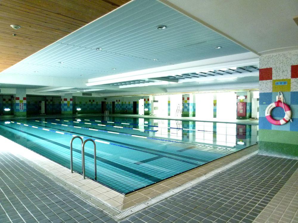 游泳池景觀