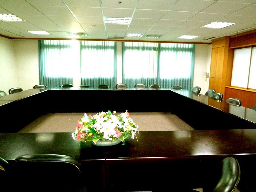 二樓會議室實景