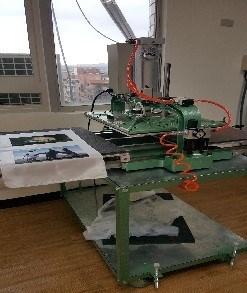 氣壓式熱轉印機