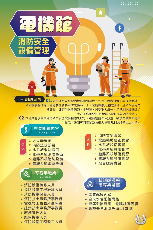 電機館消防安全設備管理