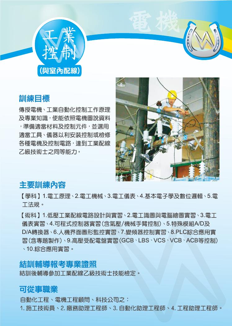 電機館工業控制