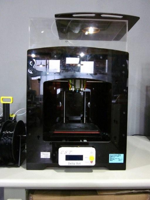 CST-HT101 3D列印機 (雙噴頭)